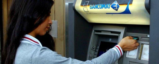 """Banche, Abi: a marzo prestiti giù dell'1,68%. Crescono ancora """"sofferenze"""""""