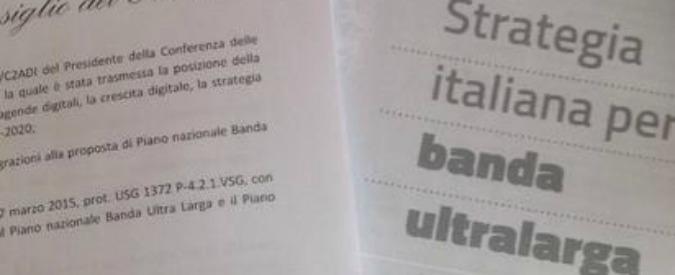 Banda larga: Telecom e l'Italia in ostaggio della finanza