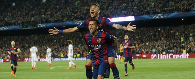 """Barcellona-Psg, Luis Enrique: """"Siamo grandi, parlano i numeri"""""""