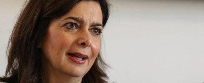Violenza sulle donne, gli insulti a Laura Boldrini non sono opinioni ma inviti allo stupro