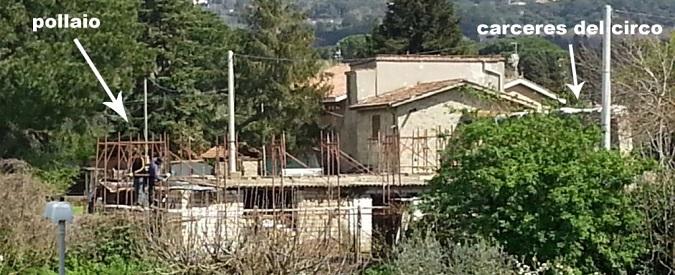 'Circo romano di Bovillae' a Marino: solo un intralcio all'edificazione