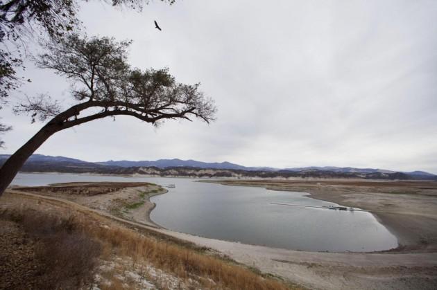 California, la siccita' fara' scomparire il lago di Cachuma