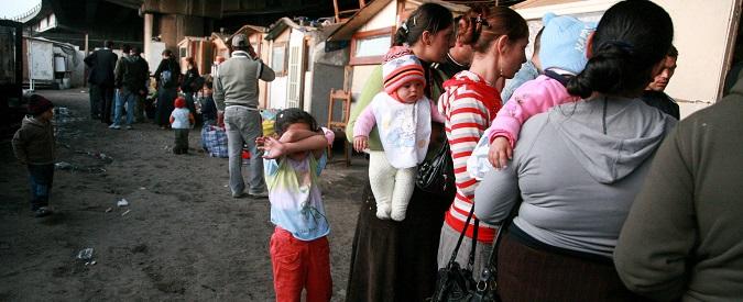 Salvini e i rom, radiamo al suolo l'ipocrisia