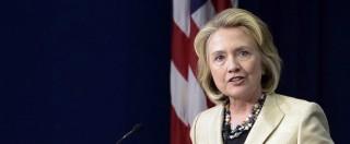 """Hillary Clinton annuncia la sua candidatura: """"Correrò per la Casa Bianca"""""""
