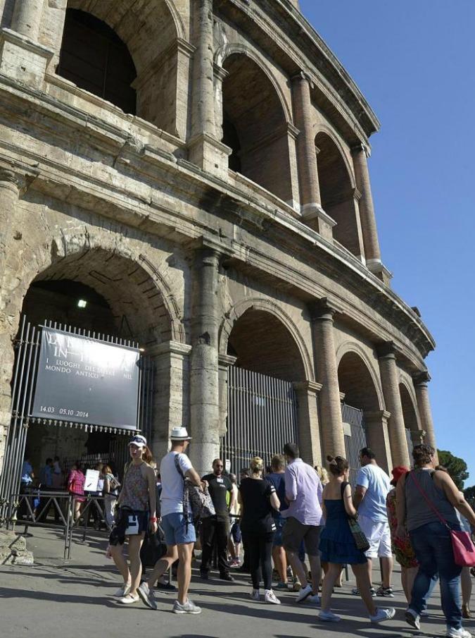 Pasqua 2015, record di visite a musei e monumenti. Colosseo e Pompei attrazioni preferite