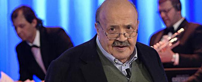 """Maurizio Costanzo, """"puparo"""" della conduzione tv tra 1° e 2° Repubblica"""
