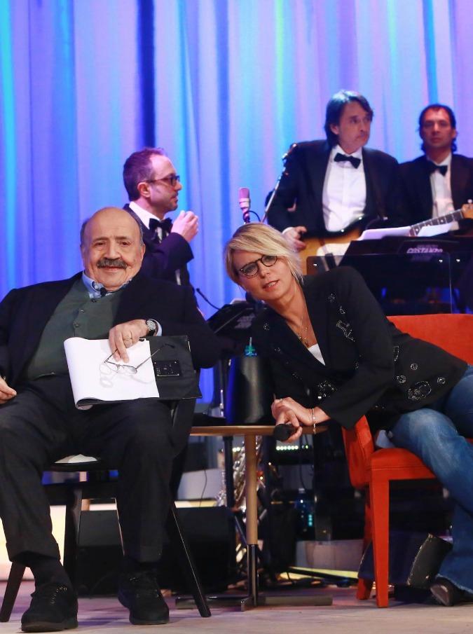 Maurizio Costanzo Show, torna su Rete4 con Maria De Filippi e Rocco Siffredi
