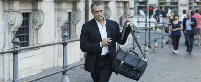 Spending review, Carlo Cottarelli e Alessandro De Nicola a confronto a Piacenza