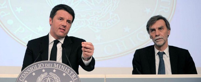 """Ponte sullo Stretto, ora il governo dice che si farà. Delrio e Renzi: """"Ma prima priorità su altre infrastrutture"""""""