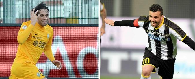 Toni e Di Natale, la (ex) meglio gioventù del pallone italiano – Fatto Football Club