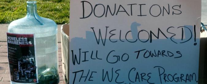 Donazioni al non profit, in Italia valgono lo 0,05% della ricchezza. Negli Usa lo 0,3