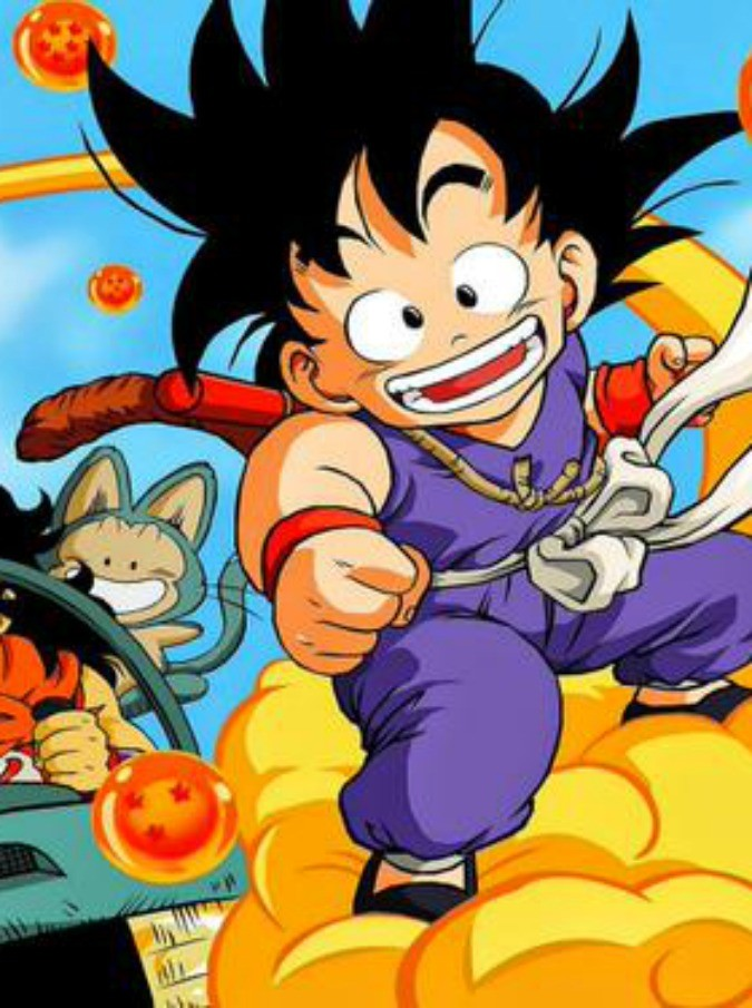 Dragon ball super nuova serie si riparte dall epico