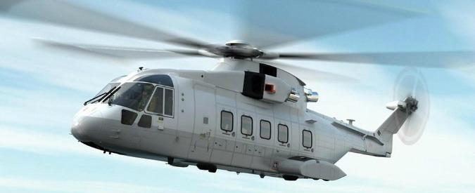 Fondi neri per gli elicotteri all'Algeria: perquisiti 41 ex dirigenti Agusta Westland