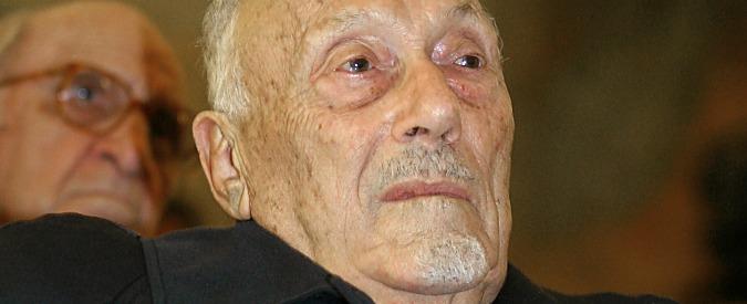 Elio Toaff, morto a Roma l'ex rabbino che promosse il dialogo tra ebrei e cristiani