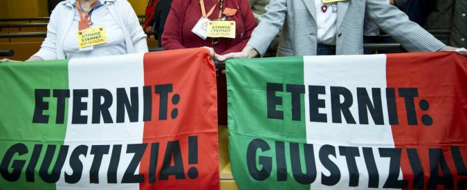 Eternit, il sindaco di Rubiera denuncia Schmidheiny per 47 vittime: 'Fu omicidio'