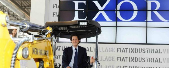 Exor, alla holding Agnelli 1,27 miliardi di dollari con la vendita di Cushman