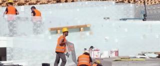 """Expo, sicurezza sul lavoro: """"L'urgenza spiana la strada a molte irregolarità"""""""