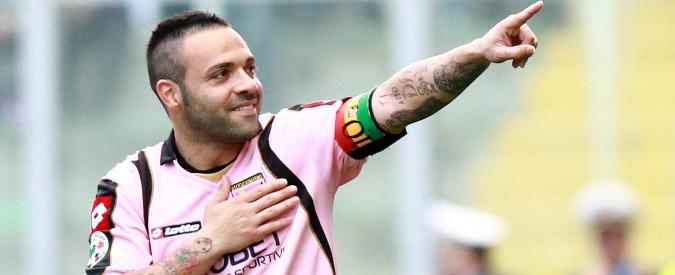 Palermo, l'ex calciatore Fabrizio Miccoli condannato a 3 anni e mezzo per estorsione aggravata