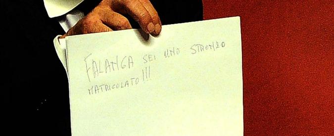 Regionali Campania, spintoni e insulti: rissa al Senato tra i fittiani D'Anna e Falanga