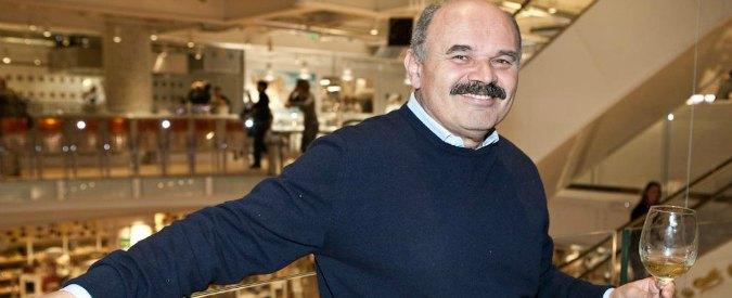 'Eataly per L'Aquila, 25% ricavato prodotti abruzzesi alla città'. Poi ritratta: '10%'