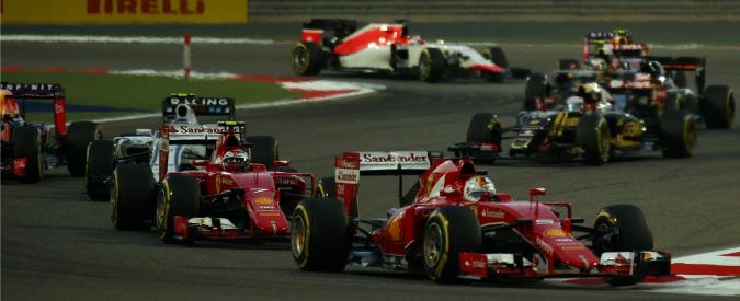 Formula 1, Gran Premio Bahrain 2015: vince Hamilton, Raikkonen secondo