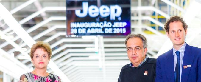 Fiat Chrysler taglia i nastri del nuovo impianto brasiliano da 2,2 miliardi di euro