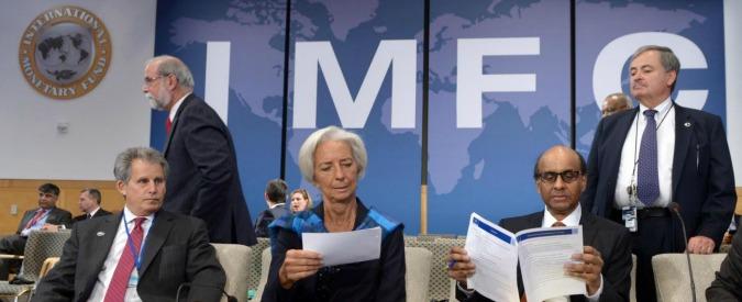 """Crisi Grecia, Fmi: """"Se non combattuta impatto possibile anche sull'Italia"""""""