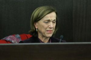 Dicembre 2011 - Il Presidente del Consiglio Monti illustra la manovra economica
