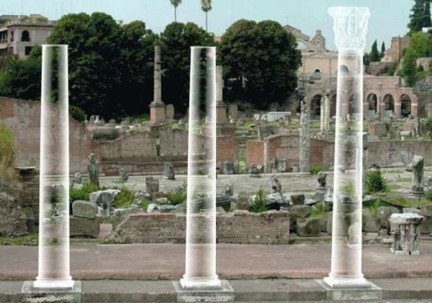 Foro-Pace-colonne