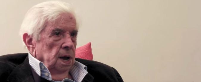 25 aprile, è morto a 103 anni Garibaldo Benifei: il partigiano più vecchio d'Italia