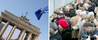 """Berlino, gli italiani disillusi dal """"mito"""" Germania: """"Pagati in nero e sfruttati"""""""