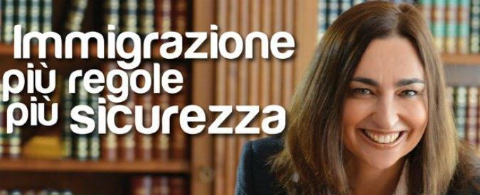 Piemonte, la leghista Gancia nel comitato diritti umani: dura coi migranti e solidale con agenti Diaz