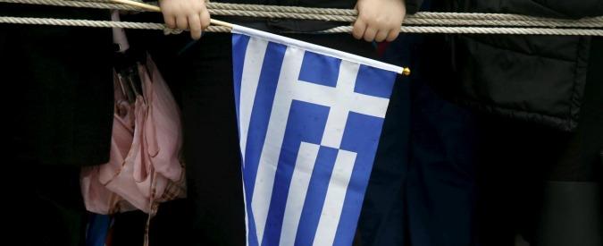 Grexit: l'economia nel continente di George Orwell