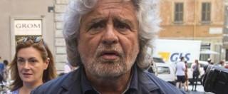 """Migranti, Grillo: """"Italia sospenda Schengen. Ue ci sta lasciando nella merda"""""""