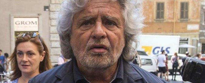 """Italicum, Grillo: """"Scempio fiducia. Estrema unzione silenziosa di Mattarella"""""""