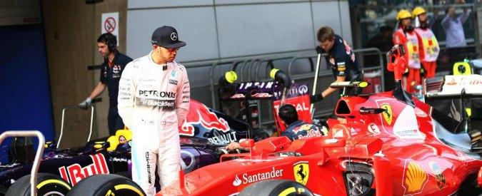 F1, Gp Cina: vince Hamilton, doppietta Mercedes. Ferrari terza con Vettel