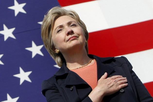 Usa, Hillary Clinton annuncia ufficialmente la candidatura alla Casa Bianca