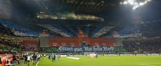 Inter-Milan, al derby della Madonnina restano solo i tifosi: esempio di civiltà nel week end della barbarie ultras