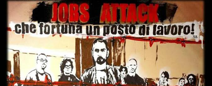 """""""Jobs attack"""", il cortometraggio sul lavoro girato da un macchinista"""