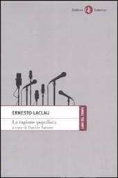 la ragione populista Ernesto Laclau