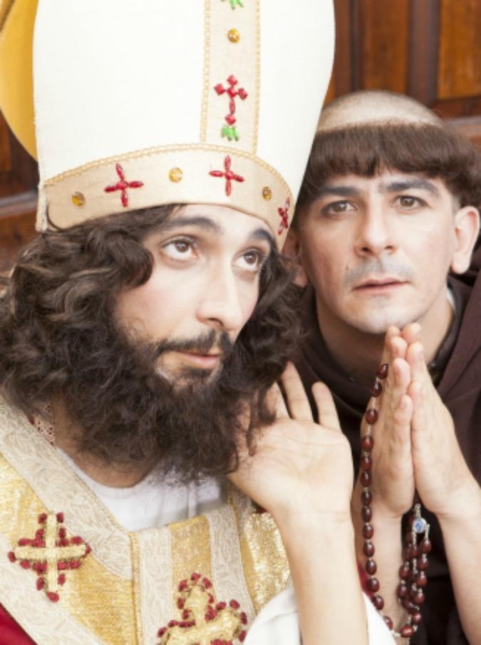"""La solita commedia – L'inferno, Biggio: """"Flop ma film di grande coraggio. Se tocchi omosessualità e fede la paghi"""""""