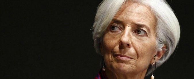 """Fondo monetario, il direttore Christine Lagarde rinviata a giudizio per """"negligenza"""" nel caso Tapie"""