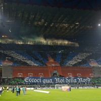 La curva dell'Inter
