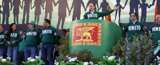Indipendenza del Veneto, raccolta fondi flop per il referendum della Lega