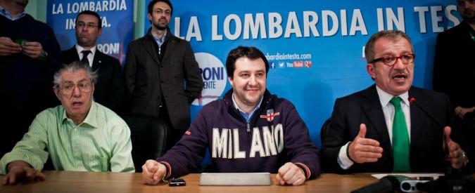 """Soldi ai partiti, 180 milioni di rimborsi: così la Lega ha spremuto """"Roma ladrona"""""""