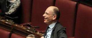 """Consip, Letta: """"Non userò nei confronti di Renzi il comportamento che ha usato con me"""""""
