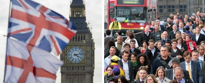 """""""La solitudine in Uk e Londra, così cara e ingiusta, ci hanno fatti rimpatriare"""""""