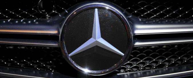 Mercedes, multa da 52 milioni di euro in Cina per pratiche monopoliste