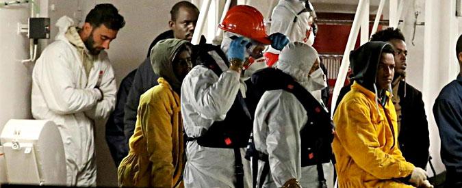 Immigrazione, dieci morti nel canale di Sicilia. 5.800 sbarchi in due giorni