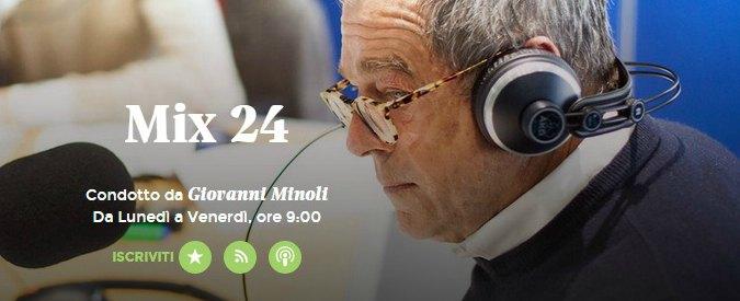 """D'Alema, la replica con """"ritocco"""" di Minoli all'insaputa degli ascoltatori di Radio24"""